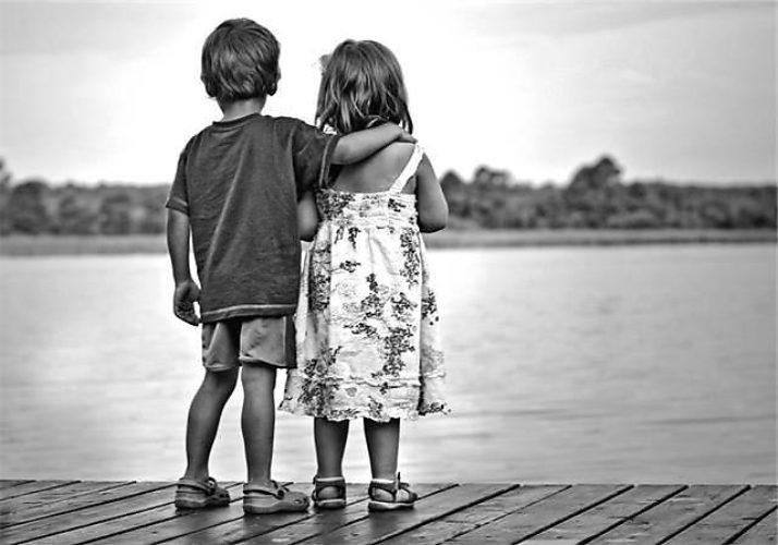 Прикольные картинки про любовь и детей