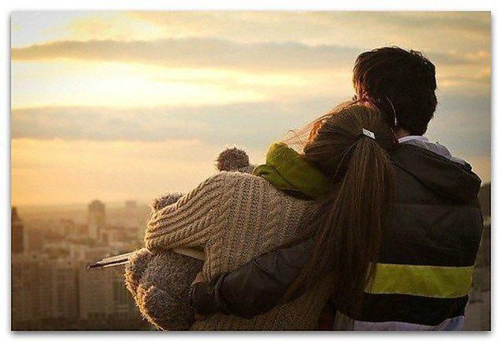 Фото с надписью любви не существует, для