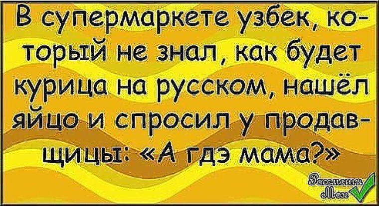 Картинки юмор по-узбекский