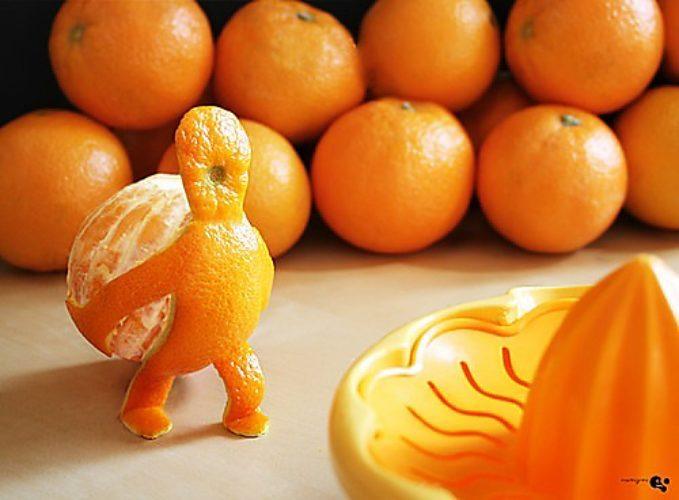 апельсины фото картинки смешные так себе, заходил