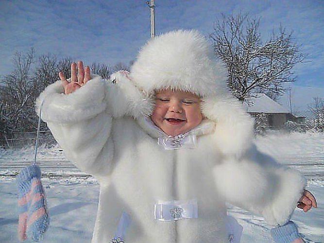 Зимние прикольные картинки с детьми с надписями, открытка рождество