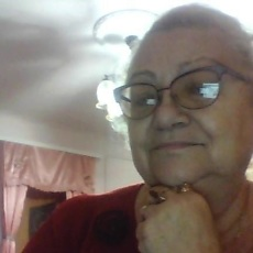 Фотография девушки Надежда, 66 лет из г. Снятын