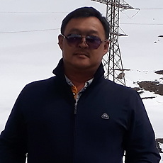 Фотография мужчины Жан, 42 года из г. Токмак (Киргизия)