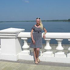 Фотография девушки Елена, 47 лет из г. Нижний Новгород