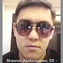 Shexroz, 23 года