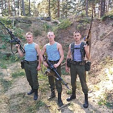 Фотография мужчины Александр, 22 года из г. Витебск