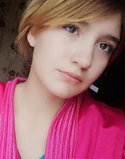 Фотография девушки Снежана, 18 лет из г. Топар